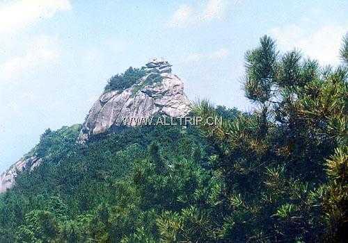 (河南平顶山)石人山高清图片